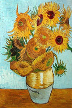 Van Gogh's Sunflowers Workshop
