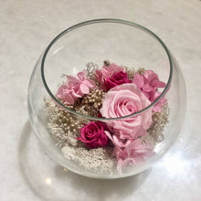 Verre Jardin in Blush