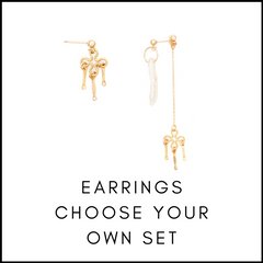 Choose your own earring sets