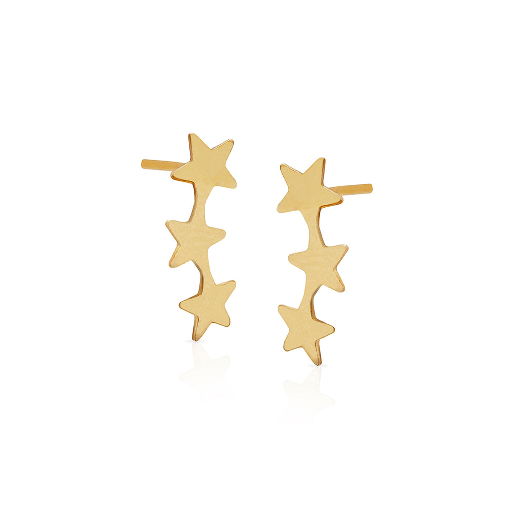 Three Star Studs