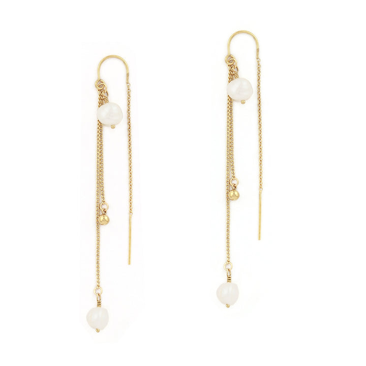 Marabel Pearl Earrings