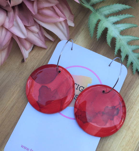 ROUNDIES in RED