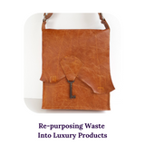 Repurposing Waste into Luxury Products