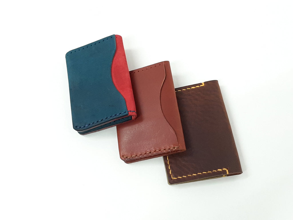 Cardholder Workshop - Coterie Leather Bags