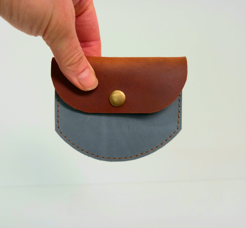 Mini Leather Coin Purse