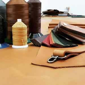 Leather Clutch Workshop - Coterie Leather Bags