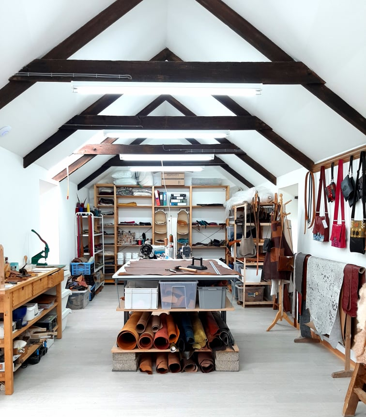 Coterie Leather studio