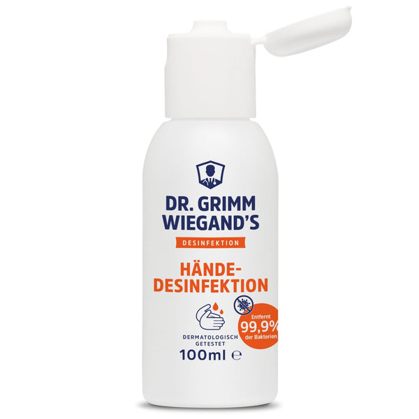 Sale ♡ Dr. Grimm Wiegand's Händedesinfektion 100ml