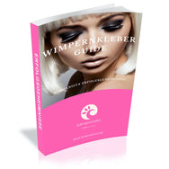 Gratis E-Book. Der Wimpernkleber Guide