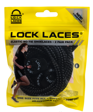 Lock Laces™  Double Pack