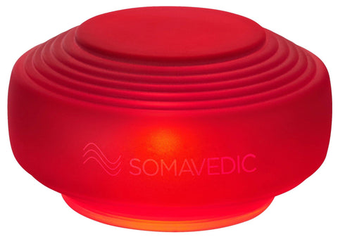 Somavedic Medic Ruby RED