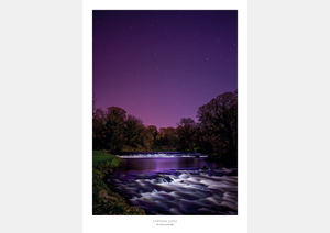River Doon by Starlight