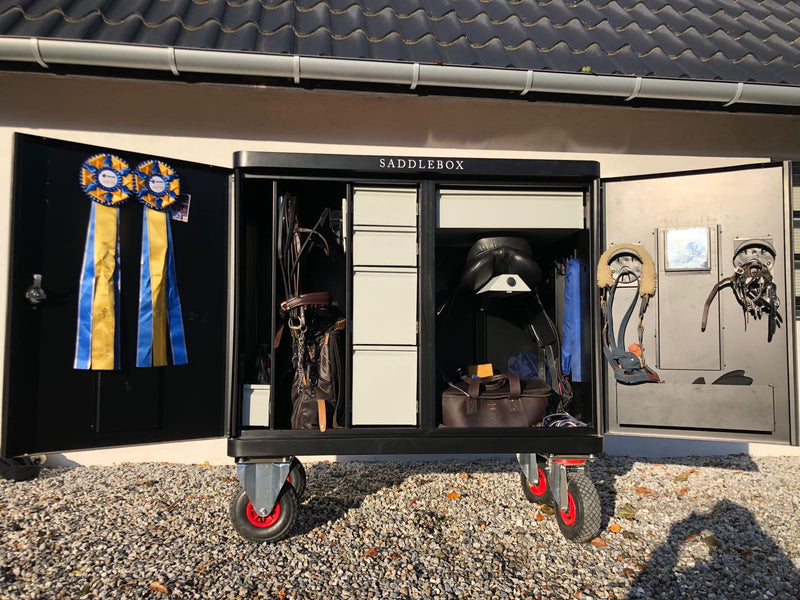 New Tack Locker from Saddlebox