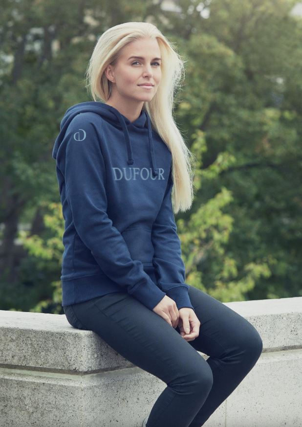 Dufour Canter Hoodie Navy gift