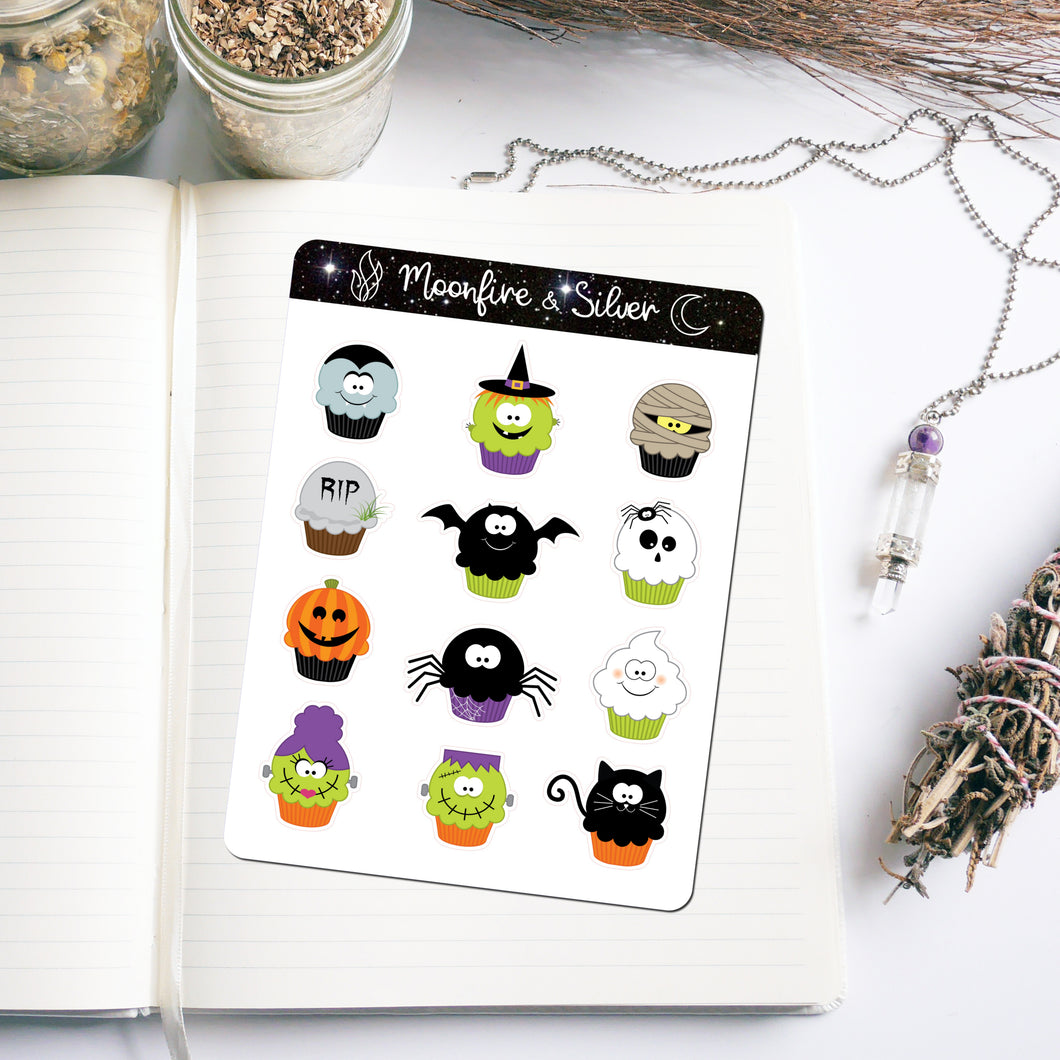 Trick or Treat Stickers (fundraiser for RSPCA)