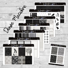 Danse Macabre (VERTICAL WEEKLY KIT)
