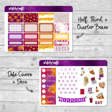 Pizza Love (VERTICAL WEEKLY KIT)