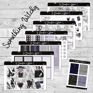 Something Witchy (VERTICAL WEEKLY KIT)