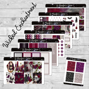 Wicked Enchantment (VERTICAL WEEKLY KIT)