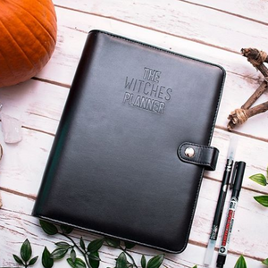 The Witches Planner (PRE-ORDER) - FREE SHIPPING INCLUDED