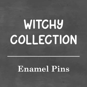 Witchy Collection (Enamel Pins)