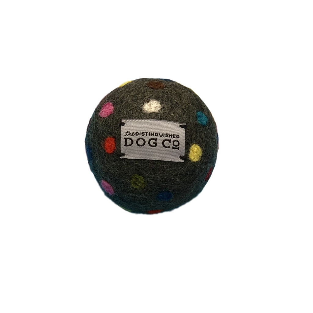 Balls to It Dog Toy