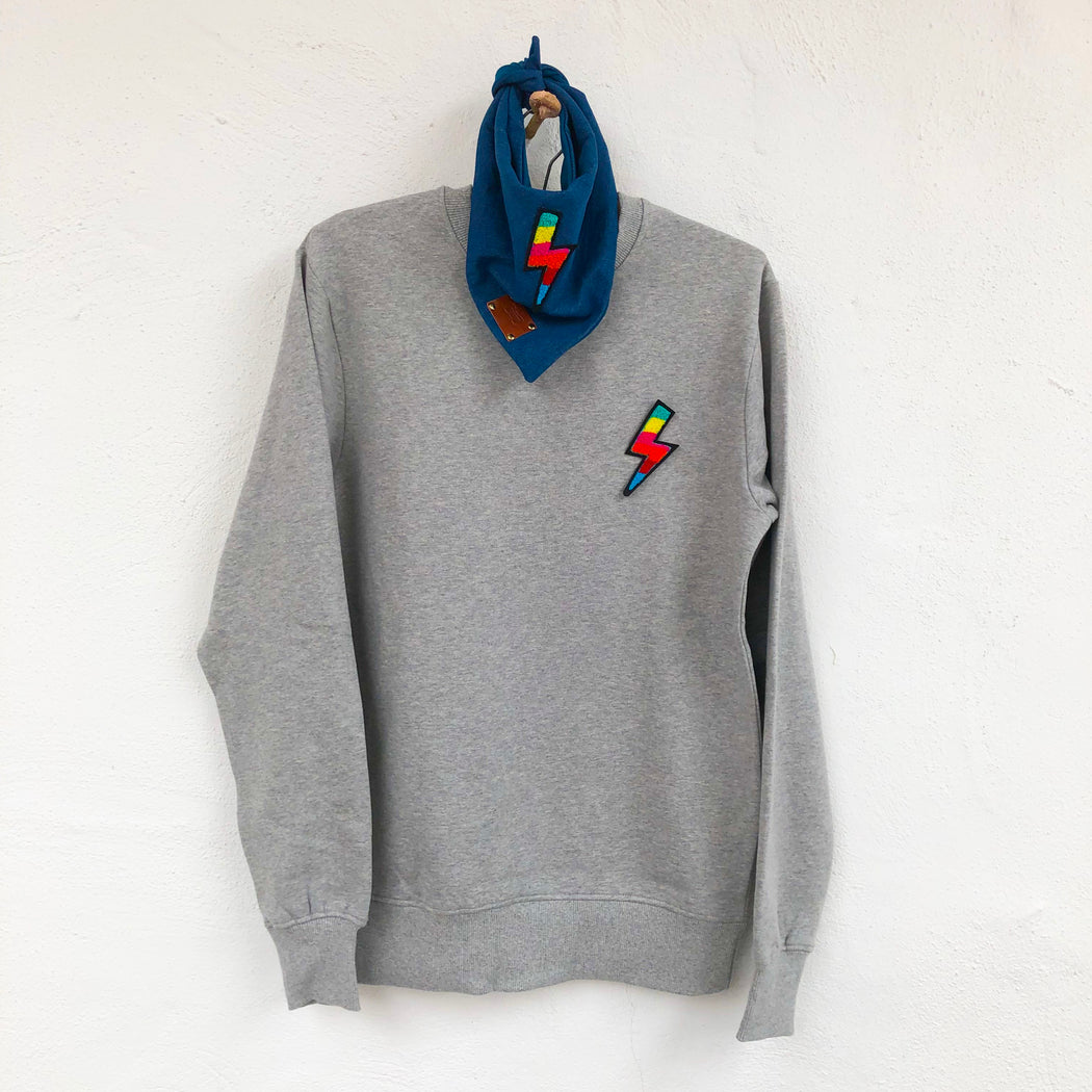 Storm Grey Sweatshirt