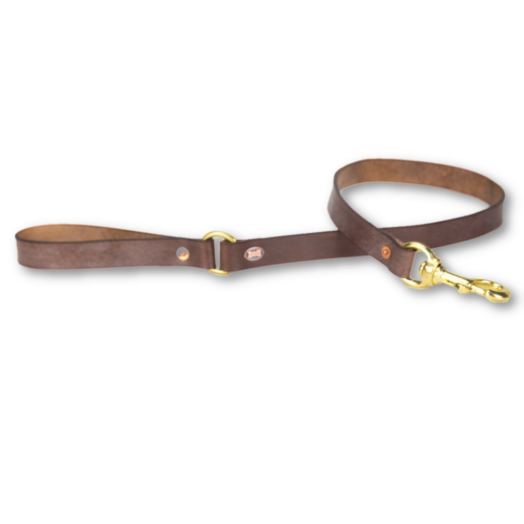 The Beddington Collar & Lead Set