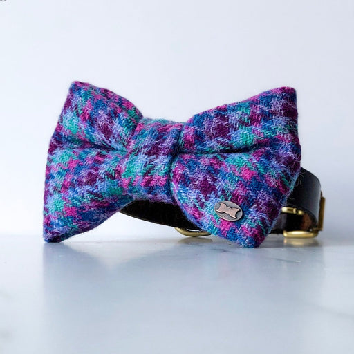 Sabini Harris Tweed Bow Tie
