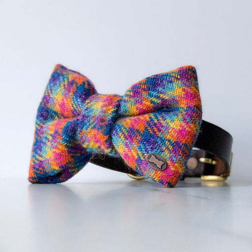 Tandy Harris Tweed Bow Tie