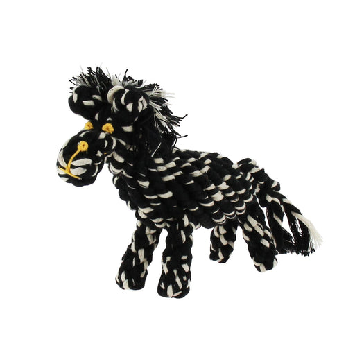 Zebra Dog Rope Toy