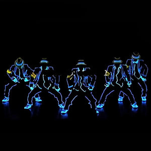 MJ2 Glowing Dancer