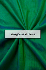 Gorgeous Greens