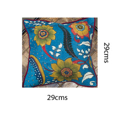 Hand Painted Kalamkari Cushion Cover