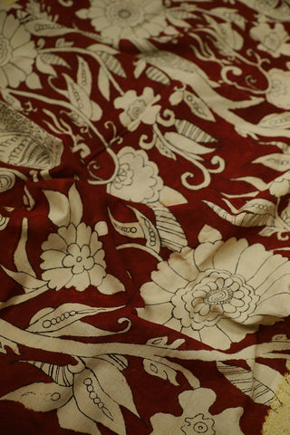 Cotton Kalamkari - Matkatus