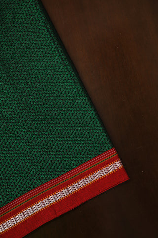 Green Khun Cotton Fabric
