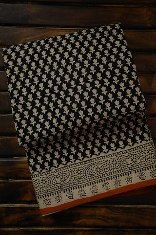 Mul Cotton Saree  - Matkatus