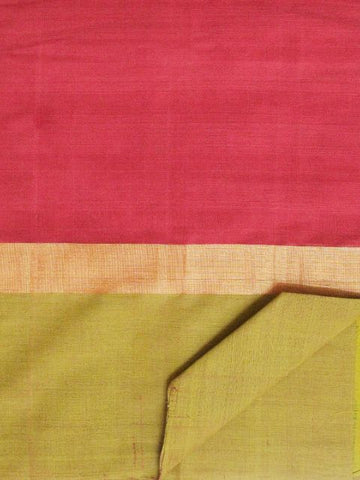 Ganga Jamuna Border Handwoven Coimbatore Cotton Saree