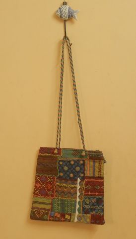 Lambani Embroidered Hand Bag