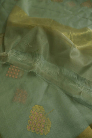 Silk Cotton Chanderi Dupatta