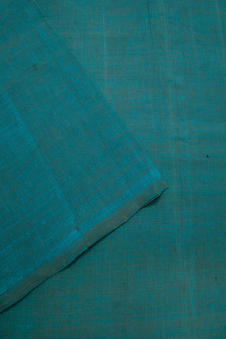 Double Shaded Handwoven Mangalagiri Cotton Fabric