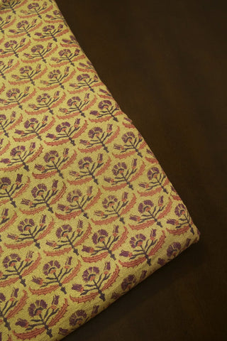 Sanganeri Cotton Fabric