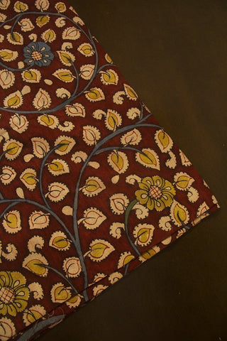 Cotton Kalamkari Fabric