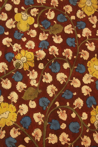 Hand Painted Kalamkari Fabric