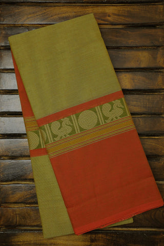 Kanchi Cotton Saree - Matkatus