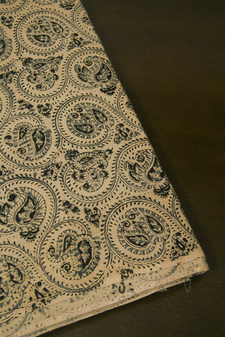 Block Printed Cambric Cotton