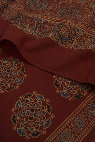 Rangoli Design Cotton Stole