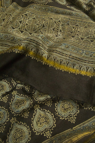 Silk Cotton Dupatta