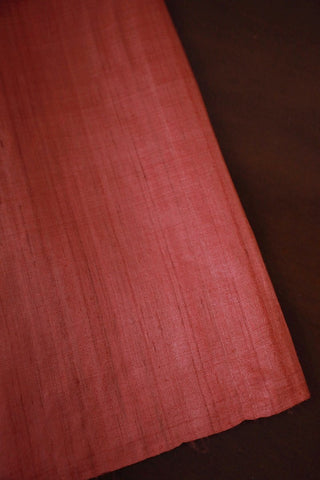 Tussar Silk Fabric