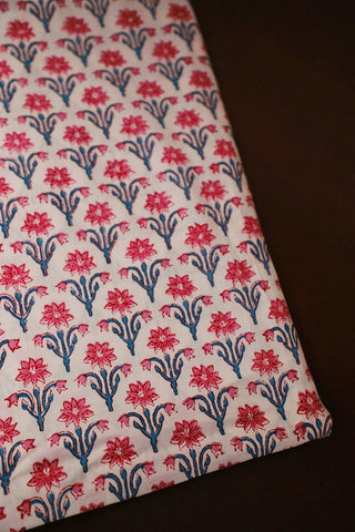 Block Printed Fabric